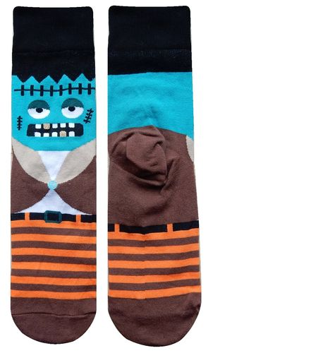 Frankenstein Monster Socken (Gr.36-41)